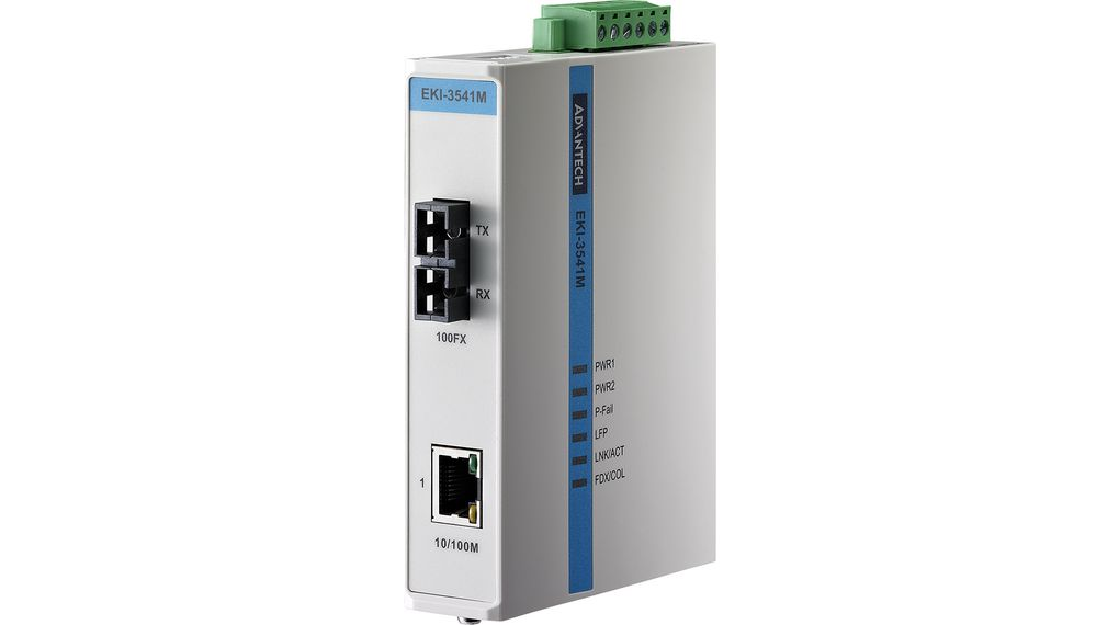 Buy Industrial Ethernet Fiber Converter