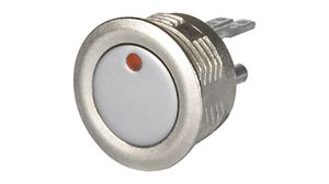 Quick Connect Natural SPST-NO 50 mA MPI002 Series Vandal Resistant Switch