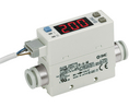 Buy Flow Sensor 2 L/min 200 L/min 7.5 bar PNP/1 to 5V Analog