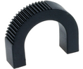 Buy Handle 35 mm x 10 mm x 27 mm, 250 N 35 mm Polycarbonate