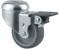 Buy Steering Castor with Brake 50 mm
