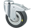 Buy Steering Castor with Brake 100 mm