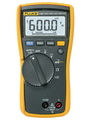 Multimeter digital FLUKE 114  CAL TRMS AC 6000 digits 600 VAC 600 VDC Buy {0}