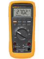 Multimeter digital FLUKE 27-II/EUR  CAL RMS 6000 digits 1000 VAC 1000 VDC 10 ADC Buy {0}