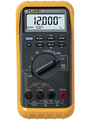Process Multimeter, TRMS AC, LCD / Backlit, 1000 VAC, 1000 VDC, 1 ADC Buy {0}